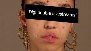 FKA twigs Digi double - Pt.01