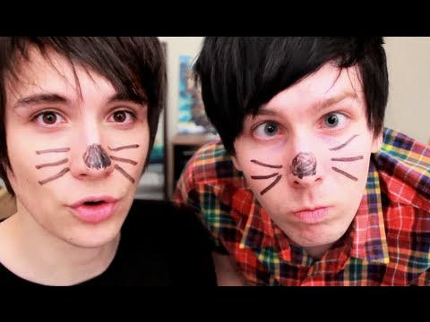 Dan Is Not On Fire And Amazingphil Are Gay