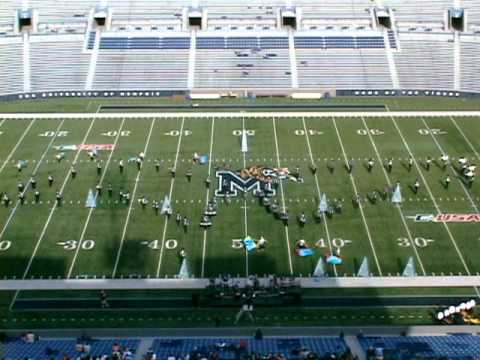 2010 McNairy Central High School Bobcat Band