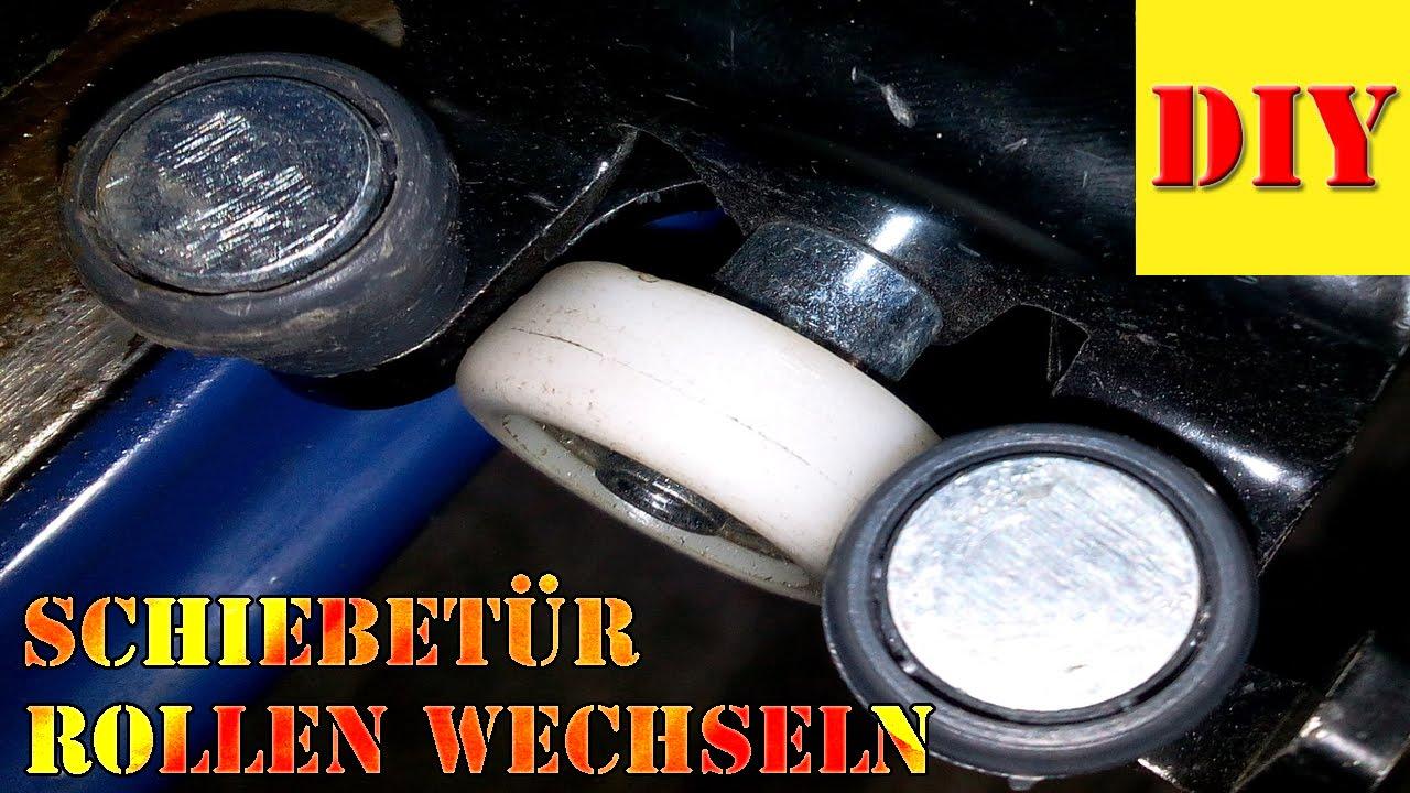Geliebte ⏩ Auto Schiebetür schwergängig/klemmt - Laufrolle auswechseln VE73