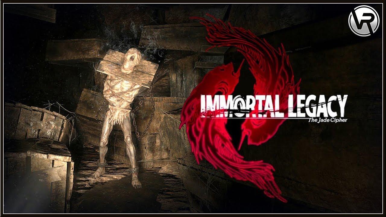 Resultado de imagen de Immortal Legacy: The Jade Cipher