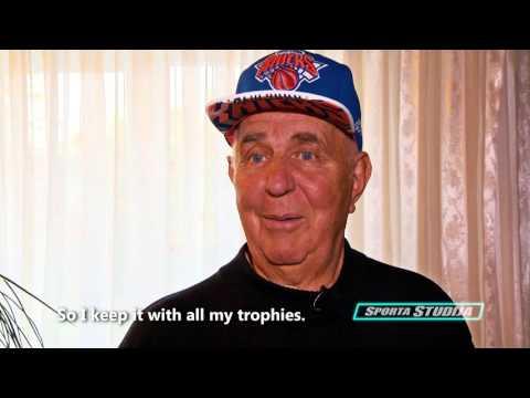 Kristaps Porzingis' first coach (English subtitles)