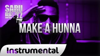 "Fabolous Type Instrumental Deep New School Rap Beat "" Make A Hunna "" - SaruBeatz"