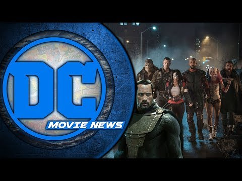 Black Adam Filming? Batgirl's Writer, Flash and Supergirl Trailers - DC Movie News