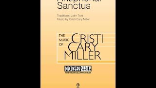 Antiphonal Sanctus - Music by Cristi Cary Miller