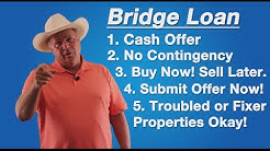 Bridge loans - Smart home buying strategy for today