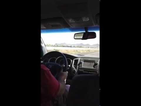 2013 Toyota Tacoma Side Window Noise Youtube