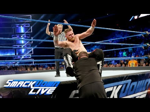 9/26/2017 wwe smackdown live - 0 - 9/26/2017 WWE SmackDown Live Analysis – Hype Bros/Ziggler/Natalya/Owens