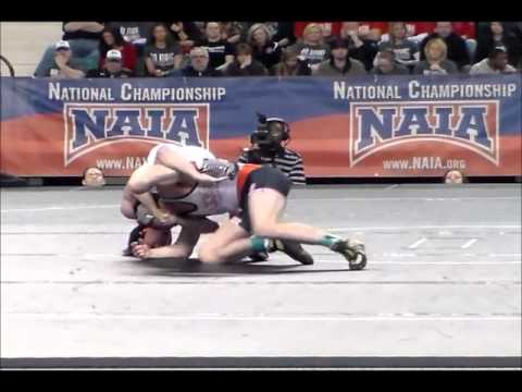 Bryce Shoemaker (Baker University) NAIA National ...