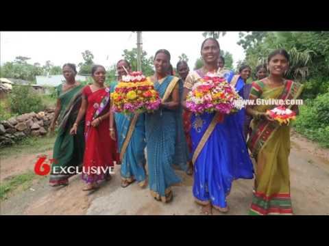 Huge Response For 6TV Bangaru Bathukamma Song   Telangana Bathukamma Special Exclusive Song