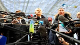 Георгий Полтавченко о стадионе «Зенит-Арена»