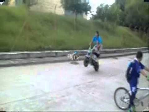 PIQUES DE MOTO CHAPPY