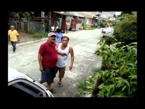 War freak Barangay Captain and his wife (Brgy UBL San Pedro Laguna)
