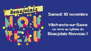 Villefranche-sur-Saône - Présentation des fêtes du Beaujolais nouveau 2017