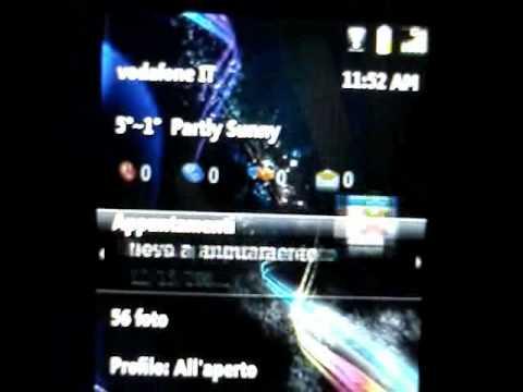 HTC S710 (Vox) WM 6.5 FH Official ROM.avi
