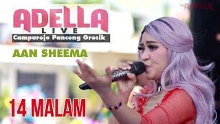 Download Lagu Aan sheema | 14 malam | adella mp3
