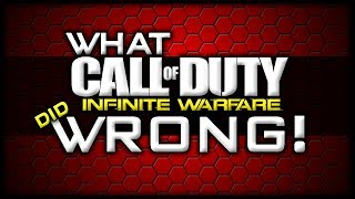 What Infinite Warfare Did Right: https://youtu.be/QS7HMGrihxU With ...