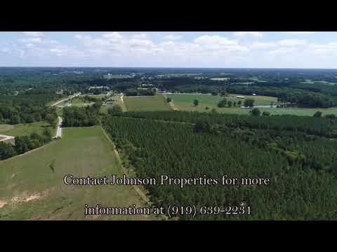 150 Acres For Sale in Harnett County, NC!!
