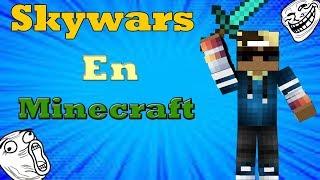 La Partida Mas Corta | Minecraft Skywars | Carleros Games