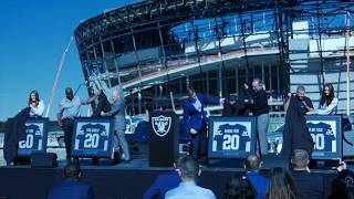 Desert Ford Dealers Partner with Allegiant Stadium and Raiders: Press Conference