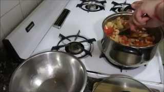 Курица с Белой Фасолью По Турецки Chicken and White Bean Stew Turkish Recipe