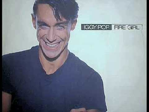 Iggy Pop - Fire Girl