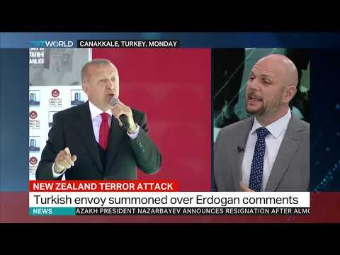 Yusuf Erim on the diplomatic row between Turkey and Australia