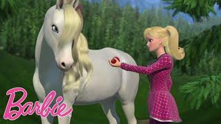 Барби любит лошадей! 🐴Лучшие из лошадей Барби 🌈Barbie Россия 💖мультфильмы 💖фильмов Барби