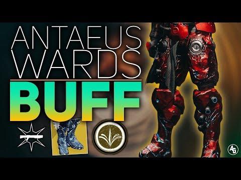Antaeus Wards BUFF (Sandbox 2.2.0) | Destiny 2 Titan Exotics thumbnail