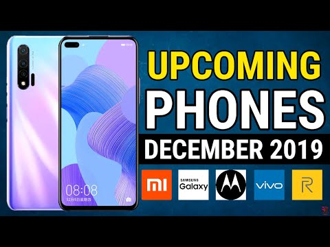 Upcoming Phones In December 2019 And January 2020 | Upcoming Mobiles| Upcoming Mobiles India 2020