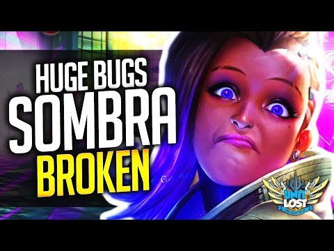 Overwatch - HUGE Sombra Game Breaking BUGS - Scoreboard Debate!