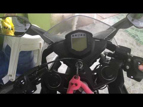 KTM RC200 START-UP SOUND