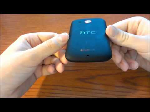 HTC Desire C Unboxing und Hands On