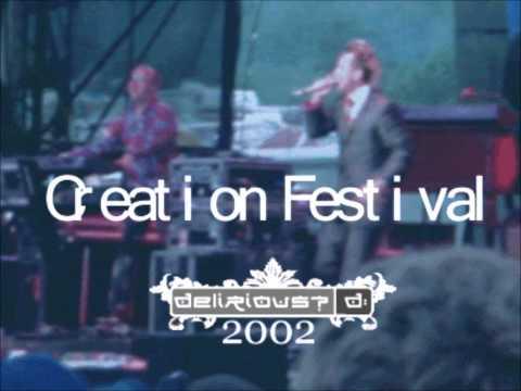 Delirious? - Investigate (live 2002)