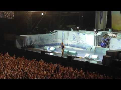 Iron Maiden - 29.07.2013 Prague, Czech Republic - complete recording in full HD quality