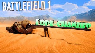 ГОРЕ-СНАЙПЕР! Приколы, Смешные Моменты, Фэйлы! (Battlefield 1)