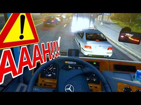 INCIDENTE! Il CAMION Ha PROBLEMI - Euro Truck Simulator 2