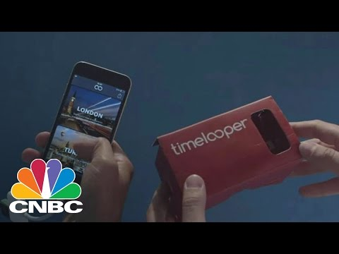 New VR App To Take You Back In Time: The Bottom Line | CNBC