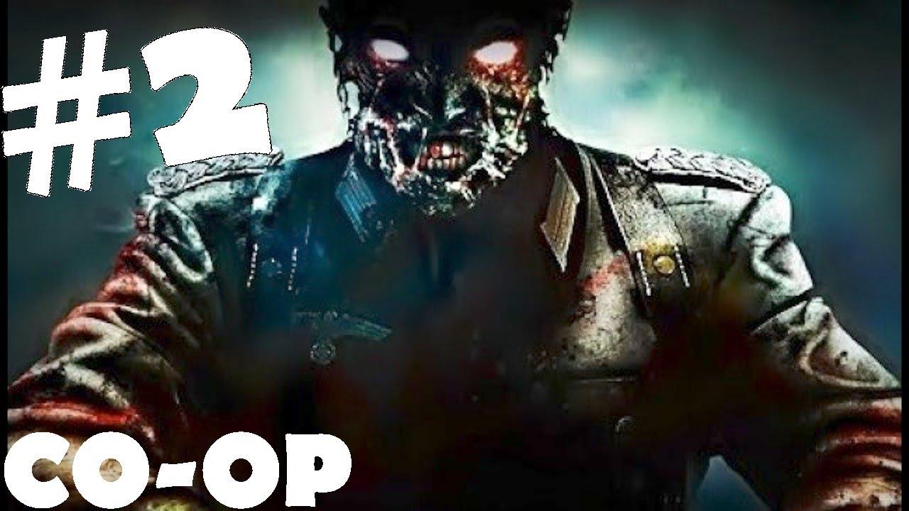 Sniper Elite Nazi Zombie Army Walkthrough Part 2 CO OP ...