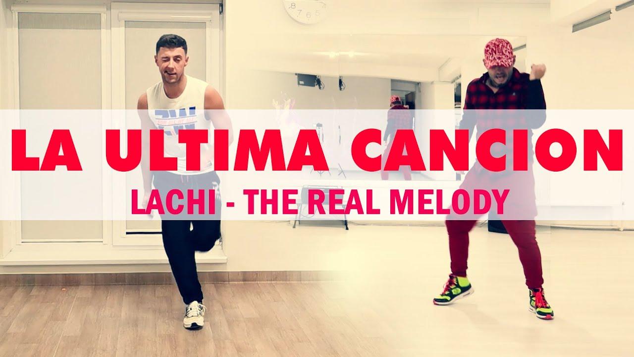 #LaUltimaCancion   Lachi Zumba Choreo Challenge by Ionut & Dovydas