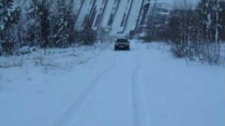 Gorod Ust-Ilimsk zimoj.Город Усть-Илимск зимой.
