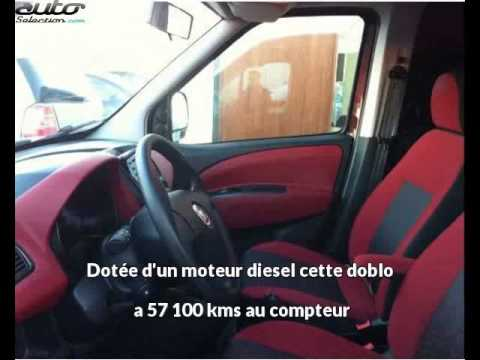 fiat doblo occasion visible colomiers pr sent e par vl automobiles youtube. Black Bedroom Furniture Sets. Home Design Ideas