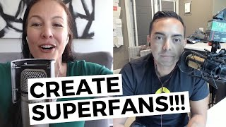 How To Create An Audience Of Superfans With Pat Flynn