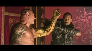 Video The Man With The Iron Fists - Trailer (HD) download MP3, 3GP, MP4, WEBM, AVI, FLV Juni 2017