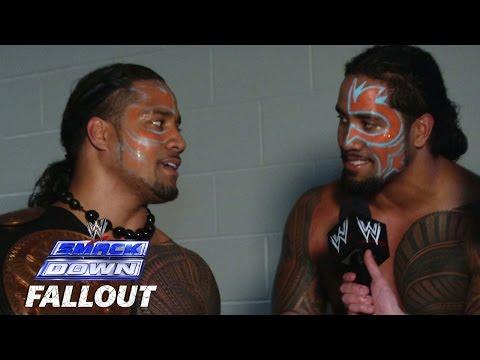 Uso Magic - SmackDown Fallout - July 25, 2014
