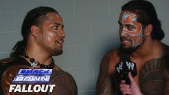 Uso Magic - SmackDown Fallout - July 25, 2014