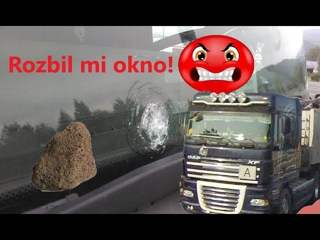 Kompilace ze silnic č.26 - ROZBIL MI ČELNÍ OKNO!
