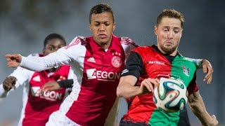 Highlights Jong Ajax - NEC
