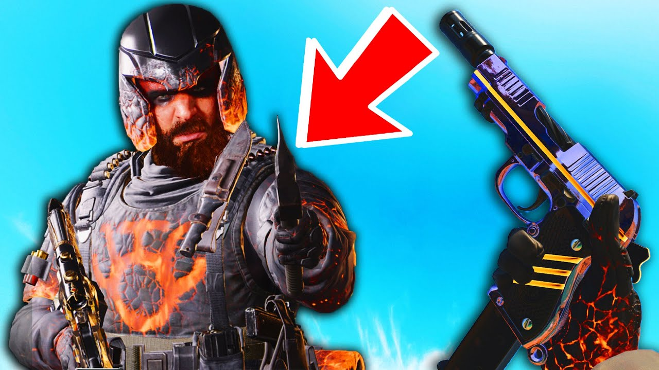 This STAT Changing Bundle is SO MUCH BETTER than it looks! Magma Fury Bundle Review Cold War Zombies