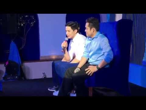 Alden Richards on meeting a real girlfriend?